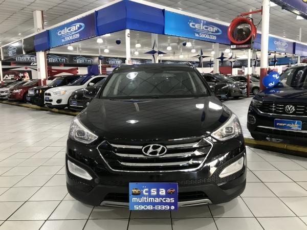 foto do veículo Hyundai Santa Fe 3.3 MPFI 4X4 V6 270CV GASOLINA 4P AUTOMÁTICO 3.3