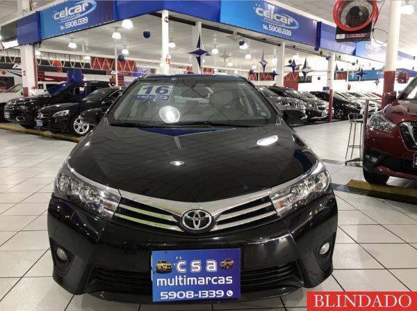 foto do veículo Toyota Corolla 2.0 XEI 16V FLEX 4P AUTOMÁTICO 2.0
