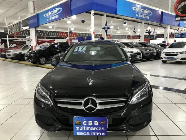 foto do veículo Mercedes-Benz C250 2.0 CGI GASOLINA AVANTGARDE 9G-TRONIC 2.0