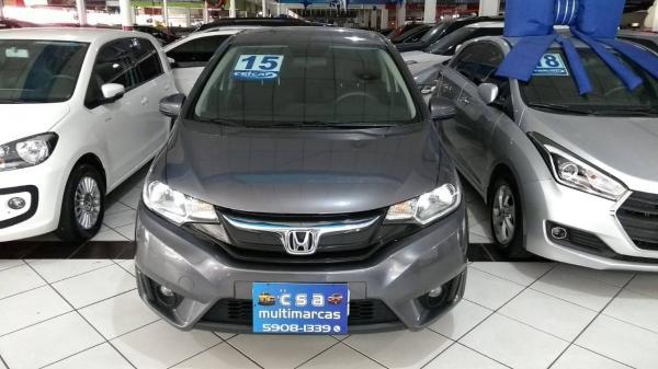 foto do veículo Honda Fit  EX 16V FLEX 4P AUTOMÁTICO 1.5
