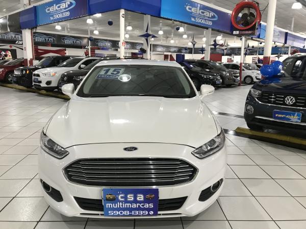 foto do veículo Ford Fusion 2.5 16V FLEX 4P AUTOMÁTICO 2.5