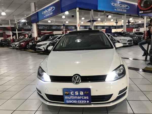 foto do veículo Volkswagen Golf 1.4 TSI HIGHLINE 16V TOTAL FLEX 4P TIPTRONIC 1.4