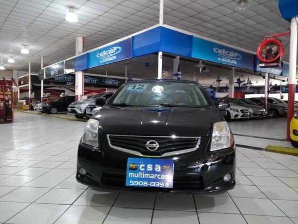 foto do veículo Nissan Sentra 2.0 S 16V FLEX 4P AUTOMÁTICO 2.0