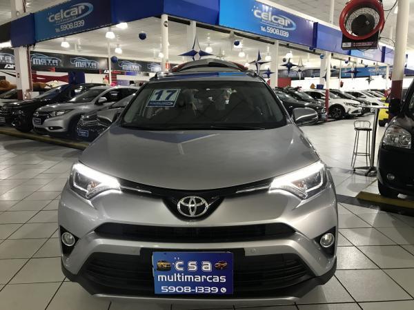 foto do veículo Toyota RAV4 2.0 TOP 4X2 16V GASOLINA 4P AUTOMÁTICO 2.0