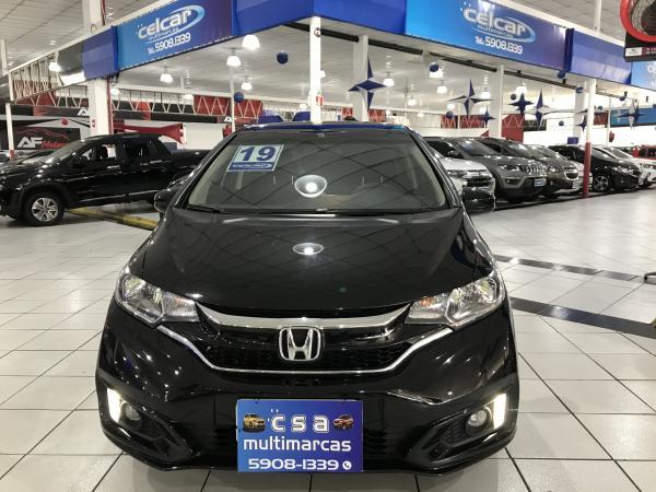 foto do veículo Honda Fit 1.5 LX 16V FLEX 4P AUTOMÁTICO 1.5