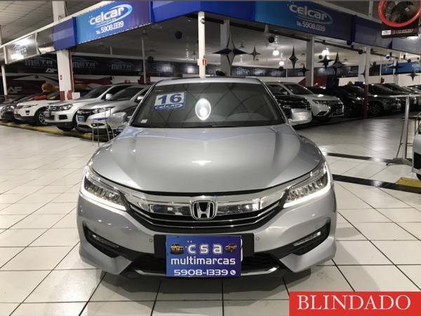 foto do veículo Honda Accord 3.5 EX V6 24V GASOLINA 4P AUTOMÁTICO 3.5