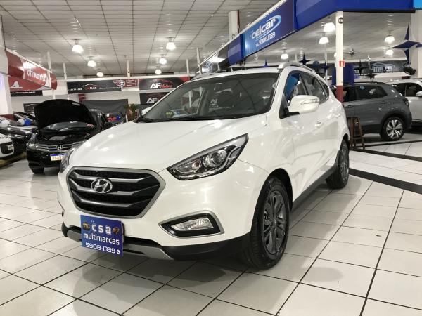 foto do veículo Hyundai iX35 2.0 MPFI GL 16V FLEX 4P AUTOMÁTICO 2.0