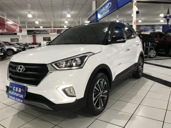 foto do veículo Hyundai Creta 2.0 16V FLEX PRESTIGE AUTOMÁTICO 2.0
