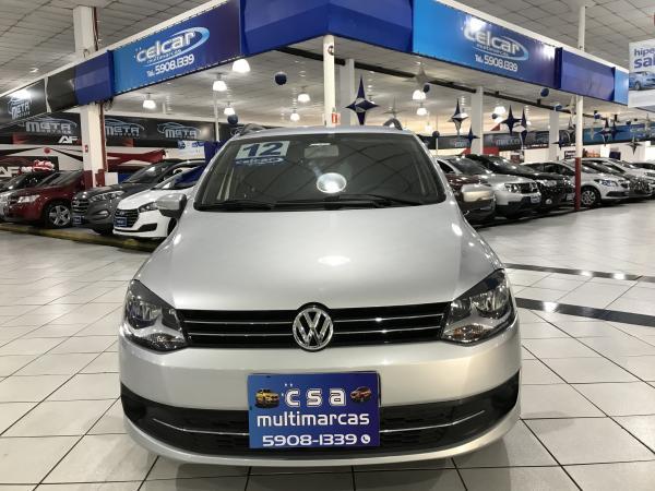 foto do veículo Volkswagen SpaceFox 1.6 MI TREND 8V FLEX 4P MANUAL  1.6