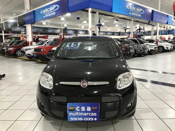 foto do veículo Fiat Palio 1.6 MPI ESSENCE 16V FLEX 4P AUTOMATIZADO 1.6