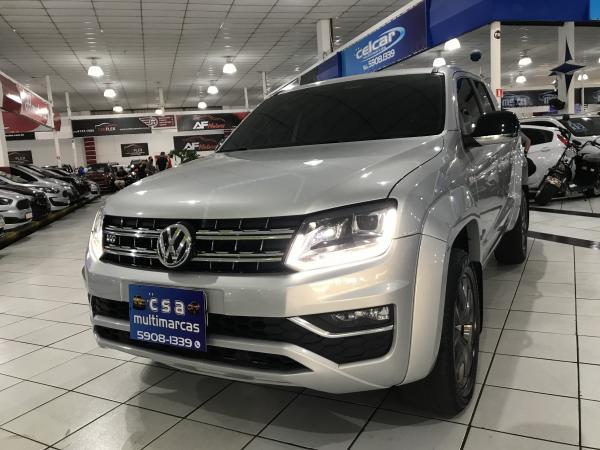 foto do veículo Volkswagen Amarok 3.0 V6 TDI DIESEL HIGHLINE CD 4MOTION AUTOMÁTICO 3.0
