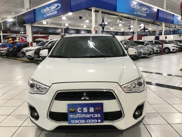 foto do veículo Mitsubishi ASX 2.0 4X4 AWD 16V GASOLINA 4P AUTOMÁTICO/ CÂMBIO CVT 2.0