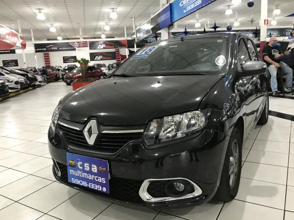 foto do veículo Renault Sandero 1.0 12V SCE FLEX VIBE MANUAL 1.0