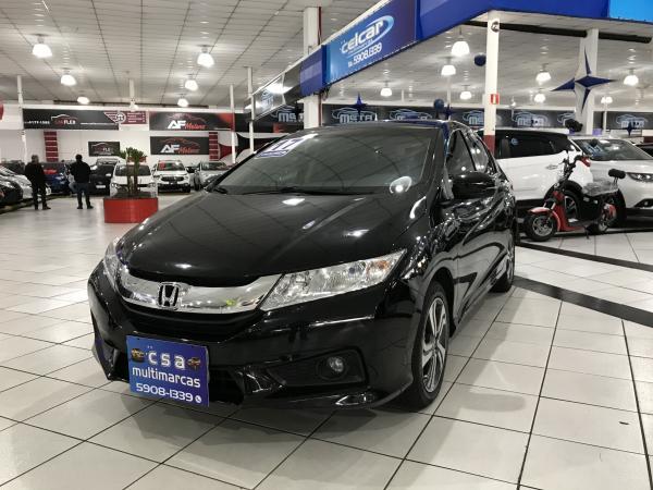 foto do veículo Honda City 1.5 EXL 16V FLEX 4P AUTOMÁTICO 1.5