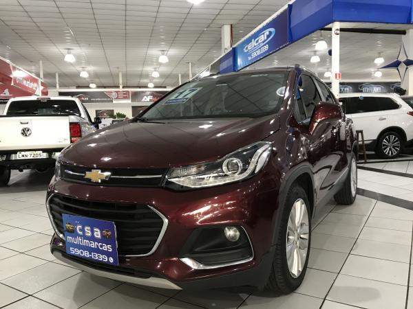 foto do veículo Chevrolet Tracker 1.4 16V TURBO FLEX LTZ AUTOMÁTICO 1.4