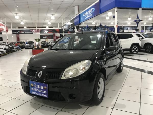 foto do veículo Renault Sandero 1.0 AUTHENTIQUE 16V FLEX 4P MANUAL 1.0