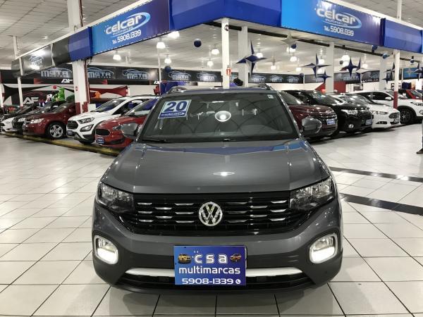 foto do veículo Volkswagen T-Cross 1.0 200 TSI TOTAL FLEX AUTOMÁTICO 1.0