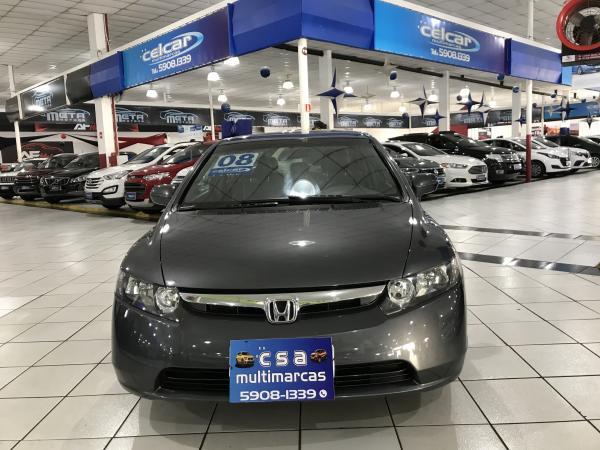 foto do veículo Honda Civic 1.8 LXS 16V FLEX 4P AUTOMÁTICO 1.8