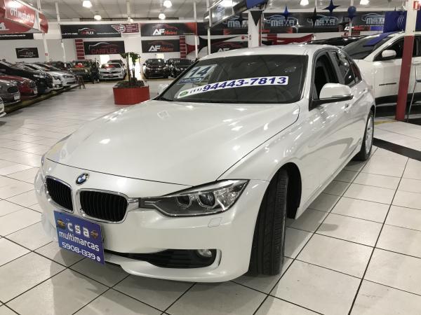 foto do veículo BMW 320i 2.0 16V TURBO GASOLINA 4P AUTOMÁTICO 2.0