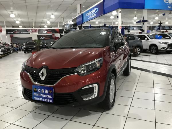 foto do veículo Renault Captur 1.6 16V SCE FLEX LIFE X-TRONIC 1.6