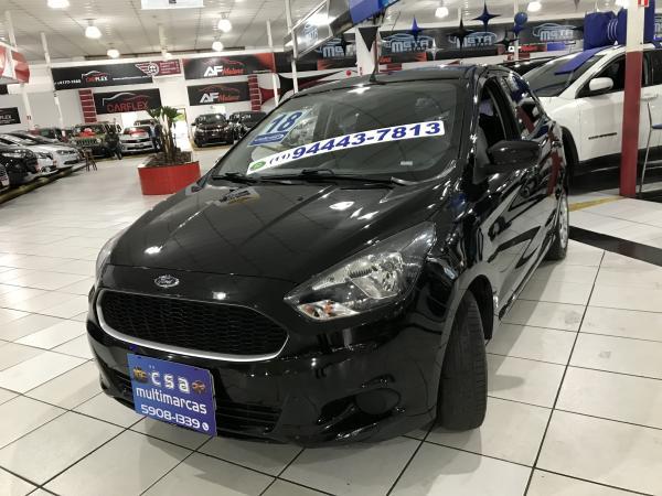 foto do veículo Ford Ka 1.5 SIGMA FLEX SE MANUAL 1.5