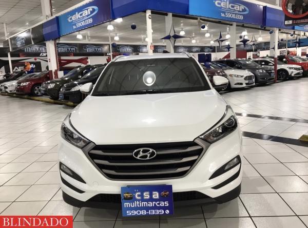 foto do veículo Hyundai Tucson 1.6 16V T-GDI GASOLINA GL ECOSHIFT 1.6