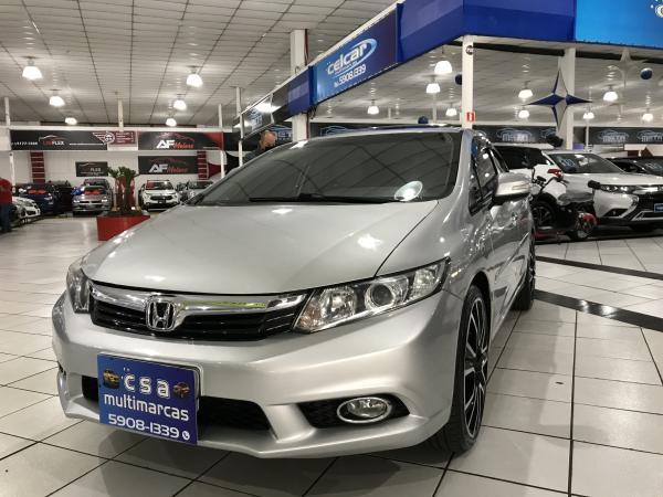 foto do veículo Honda Civic 1.8 EXS 16V FLEX 4P AUTOMÁTICO 1.8