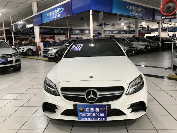 foto do veículo Mercedes-Benz C 43 AMG 3.0 V6 GASOLINA COUPÉ 4MATIC 9G-TRONIC 3.0
