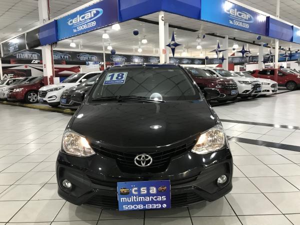 foto do veículo Toyota Etios 1.5 XS 16V FLEX 4P AUTOMÁTICO 1.5