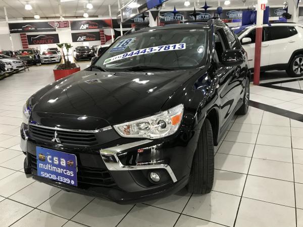 foto do veículo Mitsubishi ASX 2.0 4X2 16V FLEX 4P AUTOMÁTICO 2.0
